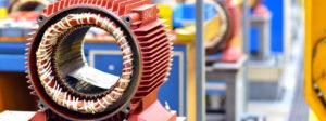 Monitoraggio motori elettrici