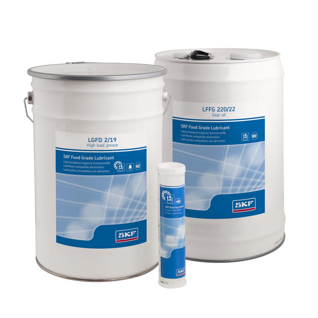 lubrificanti e sistemi di lubrificazione skf Bologna