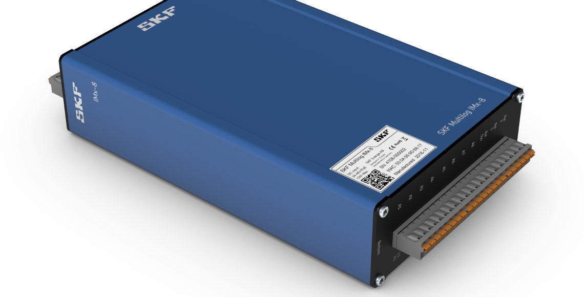 IMx-8 centralina di monitoraggio
