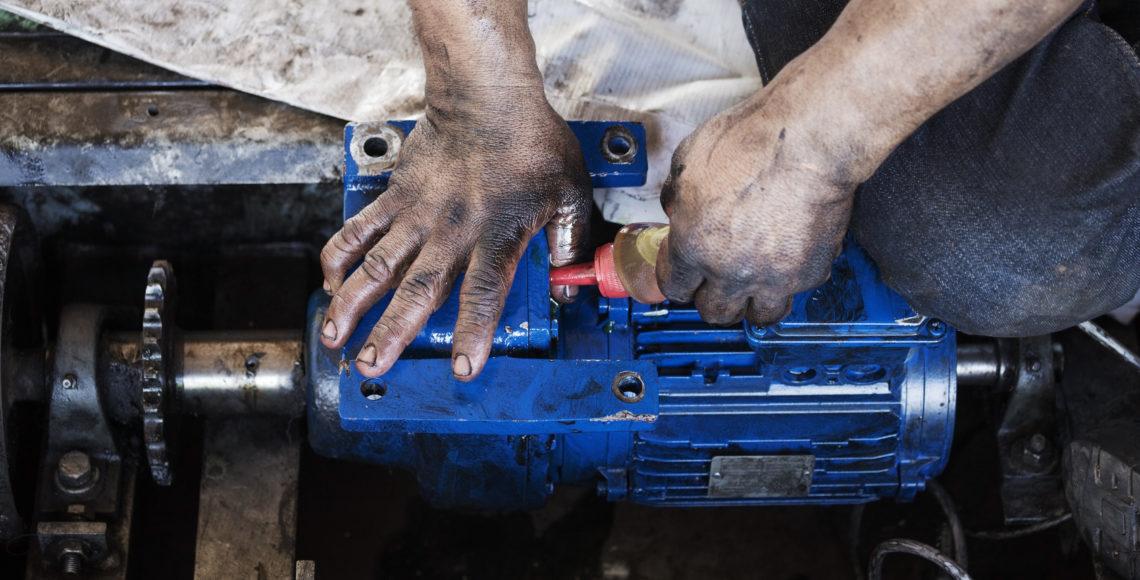 Corso sulla lubrificazione Skf Bologna